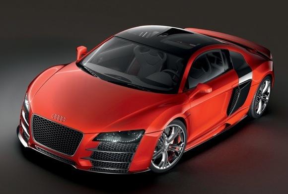 Il n'y aura pas d'Audi R8 V12 TDI