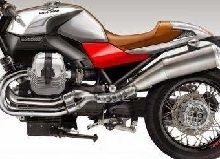 Concept - Moto Guzzi: un Bellagio genre cafe racer mérite que l'on se pose