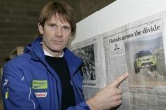 WRC Irlande : Grönholm ouvre les hostilités