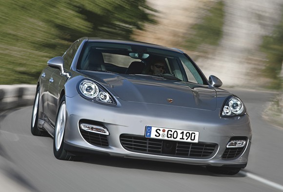 Une déclinaison cabriolet pour la Porsche Panamera