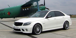 "Avus Performance ""s'empare"" de la Mercedes C63 AMG"