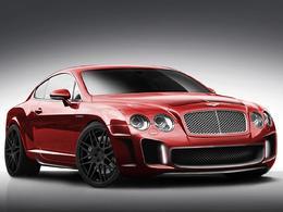 Bentley Continental GT par Imperium : unique