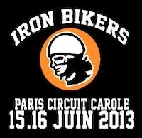 Iron Bikers 2013 : rendez-vous les 15 et 16 juin prochains sur le circuit Carole