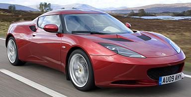 La Lotus Evora convertible sera une 2 places