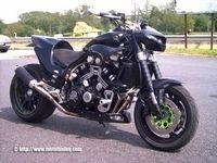 Yamaha V-Max «Matrix» : El Mackina reloaded...