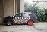Future Roewe SUV = SsangYong Kyron Phase 2