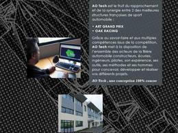 AOK Racing et ART GP s'associent pour créer AOTech