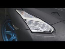 Nissan GT-R par Overtake : Godzilla s'habille entièrement en carbone