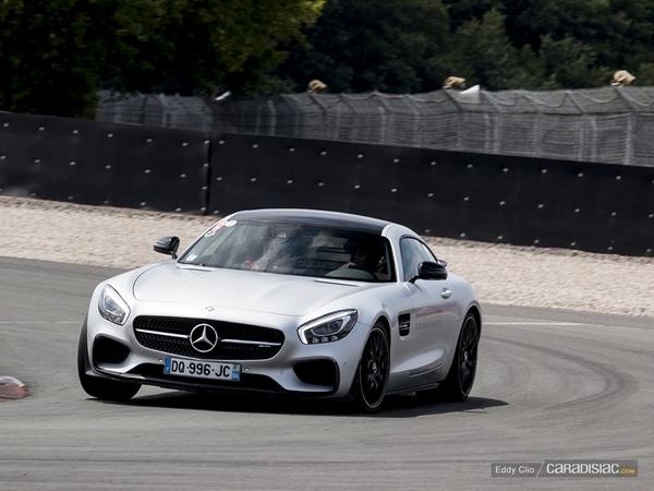 Photos du jour : Mercedes AMG GT (Sport & Collection)