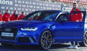 Automobile : que pourra s'offrir Lionel Messi en France ?