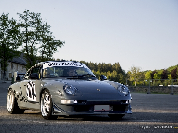 Photos du jour : Porsche 911 (Spa Classic)