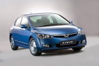 Honda Civic Hybrid : ses ventes tripleraient à Londres en 2007
