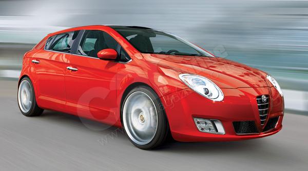 Future Alfa Romeo Milano: comme ça?