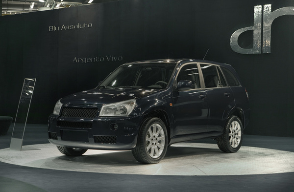 DR5 : le SUV chinois d'Italie