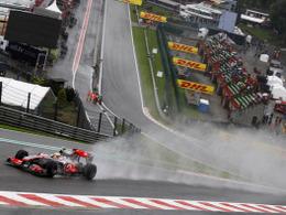 F1 - Lewis Hamilton veut de la pluie dimanche