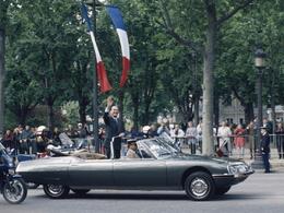 Votre mission, si vous l'acceptez: acheter une voiture présidentielle...
