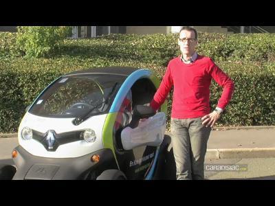 Le service Twizy Way de Renault à l'essai