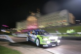 WRC Irlande: Grönholm dehors !