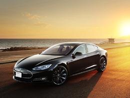 La Tesla Model S élue voiture de l'année aux Etats-Unis