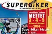 28ème édition du Superbiker c'est à Mettet du 3 au 5 octobre (+vidéo de l'édition 1994)