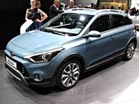 Hyundai i20 Active : rat des villes et des champs - Vidéo en direct du Salon de Francfort 2015