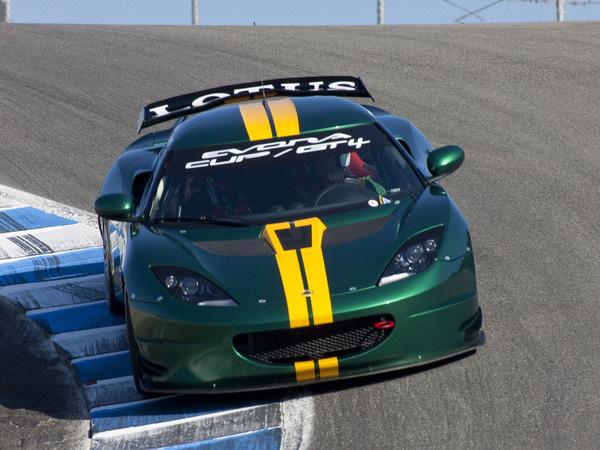 La Lotus Evora Cup/GT4 dans sa configuration définitive en vidéo