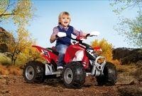 Un quad Polaris pour les gamins de 3 à 8 ans
