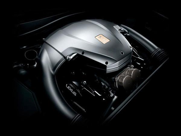 Nouvelle Lotus Esprit: avec les moteurs des Lexus LF-A (V10) et IS-F? (V8)