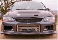 La Mitsubishi Lancer selon Evo400..