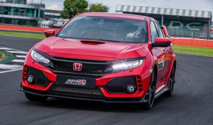 Un nouveau record pour la Honda Civic Type R, à Silverstone