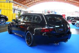 Manhart Racing greffe un V10 à la BMW M3!