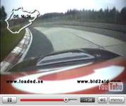 Vidéo : BMW M3 CSL by Loaded sur le Ring' : 7'22''85'''
