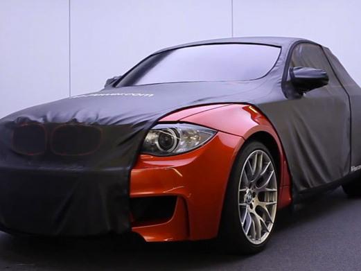 (Vidéo) BMW Série 1 M: on tease encore...