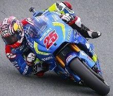 MotoGP - Allemagne J.1 : Viñales impressionne les Yamaha atones