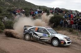 WRC Sardaigne : Solberg a obtenu l'aide de Citroën