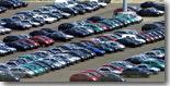 Progression de 2,3 % du parc automobile français
