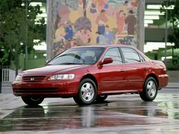 Les voitures les plus volées aux USA pour l'année 2010