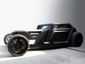 "Sbarro Concept Eight: ""very hot"""