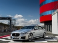 La Jaguar XF arrive en concession : plus qu'un outsider