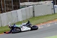 MotoGP - Allemagne J.1 : Lorenzo prend l'eau
