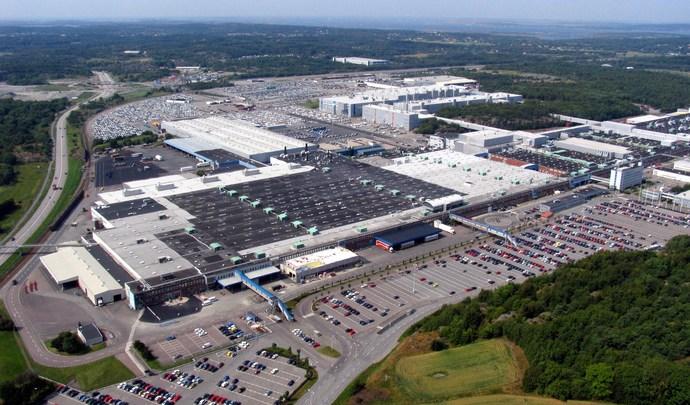 Reportage vidéo - Visite guidée au cœur de l'usine Volvo de Torslanda