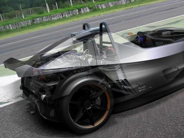 Future Donto P1: une concurrente venue d'Argentine pour les Ariel Atom et KTM X-Bow