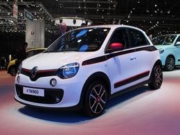 Renault : la Twingo a pour mission d'être deuxième du segment en Europe