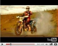 Vidéo du jour : Alex aux Supermot' Days…