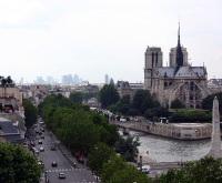 Etude d'Airparif : baisse de la pollution entre 2002 et 2007 à Paris