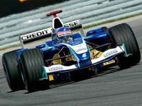 Deuzième journée des essais privés à Monza