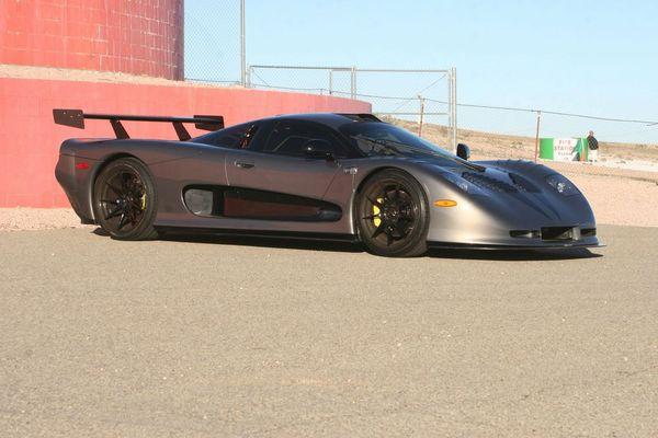 La plus rapide et la puissante de toutes! 2500 ch et 491 km/h pour une Mosler!