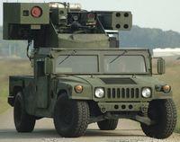 Hummer Laser Avenger Prototype : Star Wars !