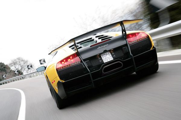 Lamborghini Murciélago LP670-4 SV: de nouvelles photos