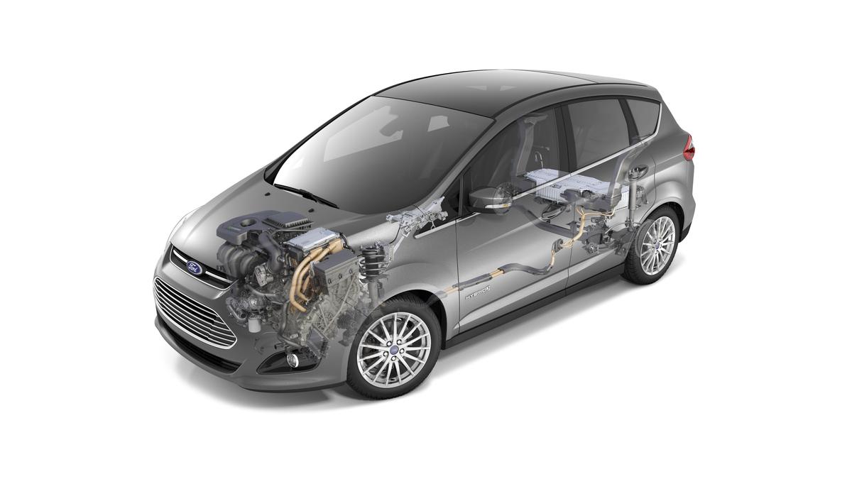 usa le ford c max hybrid se vend mieux que la toyota prius v. Black Bedroom Furniture Sets. Home Design Ideas